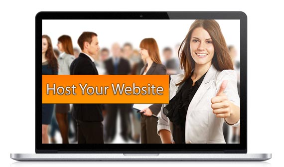 Host Your Website Online - MacBook